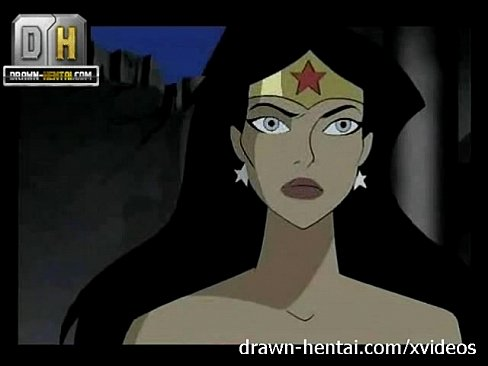Wonder woman porn justice league