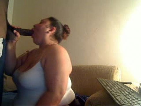 Cock black bbw latina