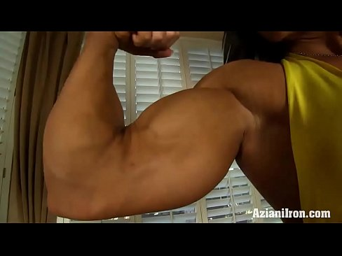 Female bodybuilder porn angela